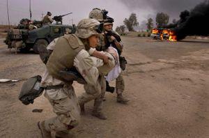 Invasion of Iraq