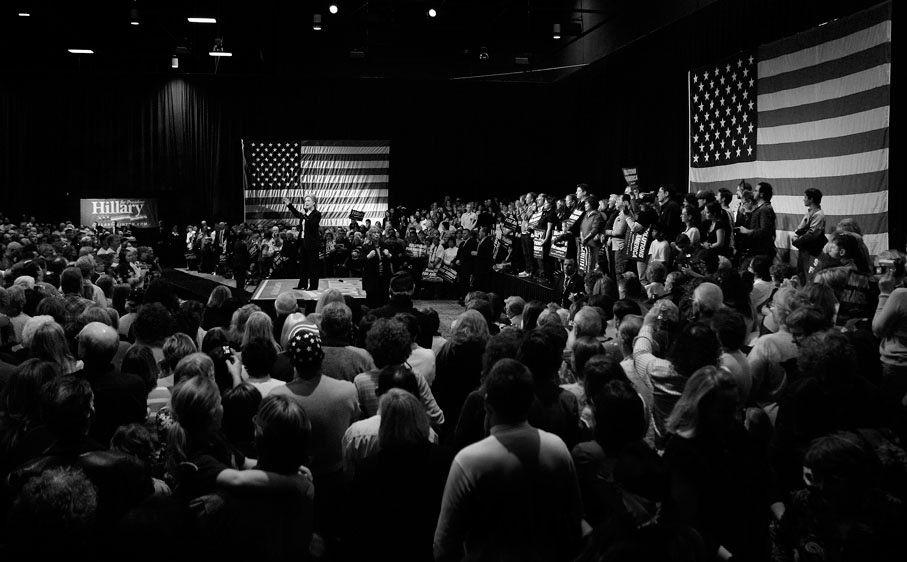 Hillary Clinton Presidential Campaign 2008
