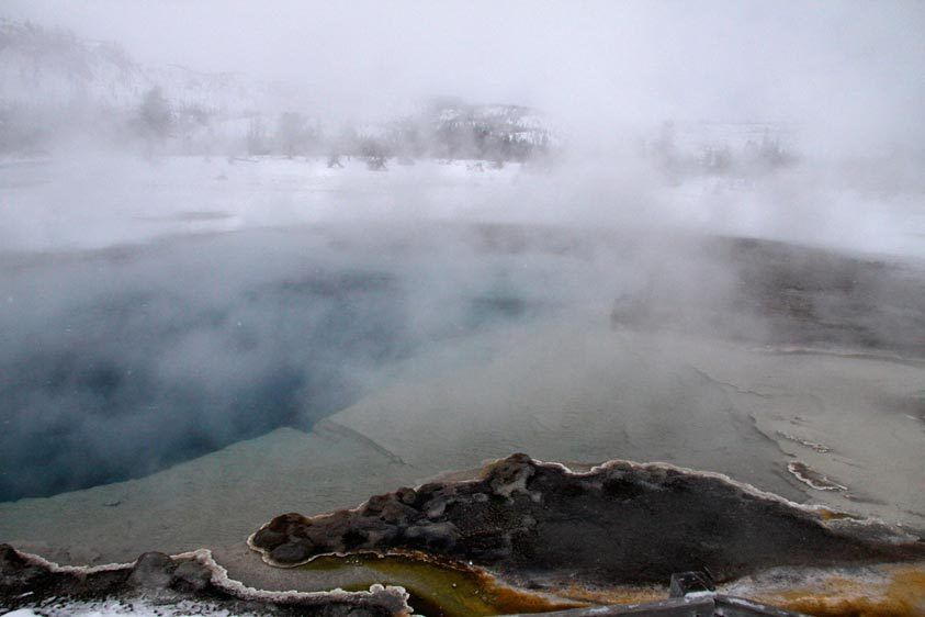 Yellowstone in Winter, Image #6