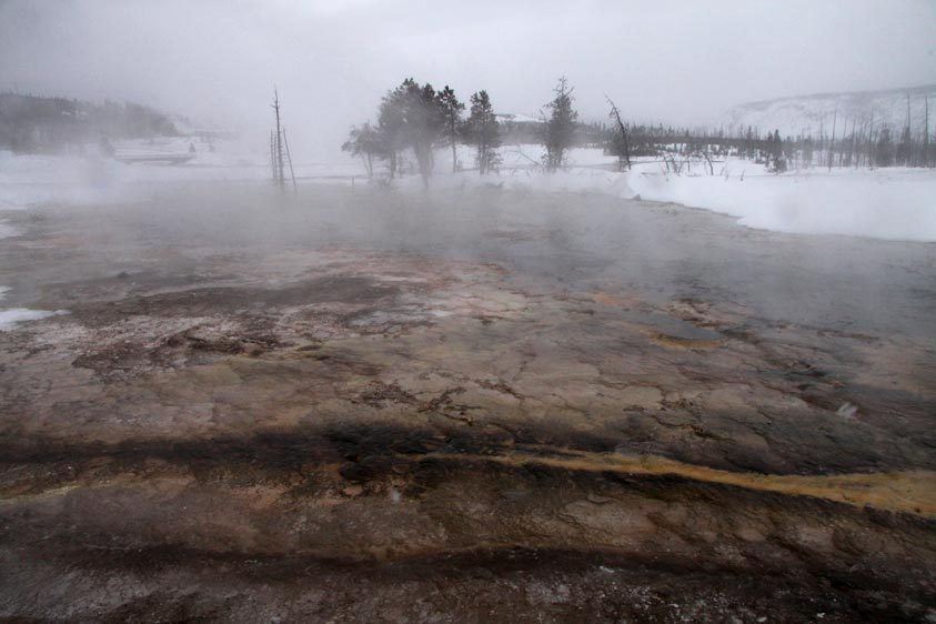 Yellowstone in Winter, Image #5
