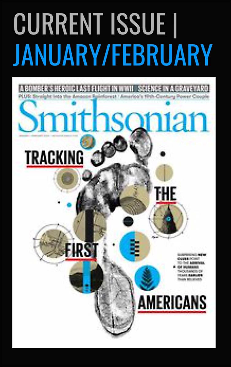 Smithsonian Magazine January 2020 Issue