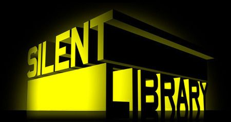 1Silent_Library_Logo