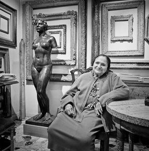 Dina Vierny 1919-2009