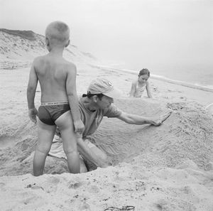 Building The Sandcastle