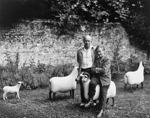 Claude & Francoise LaLannes