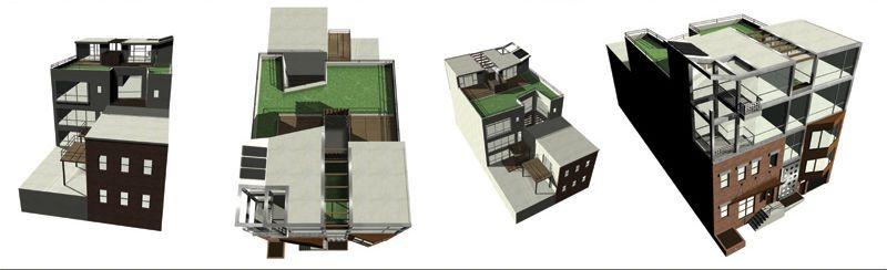 Multi-Family Residences: Hoboken, NJ