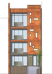 Multi-Family Residences: Hoboken, NJ - Facade Study