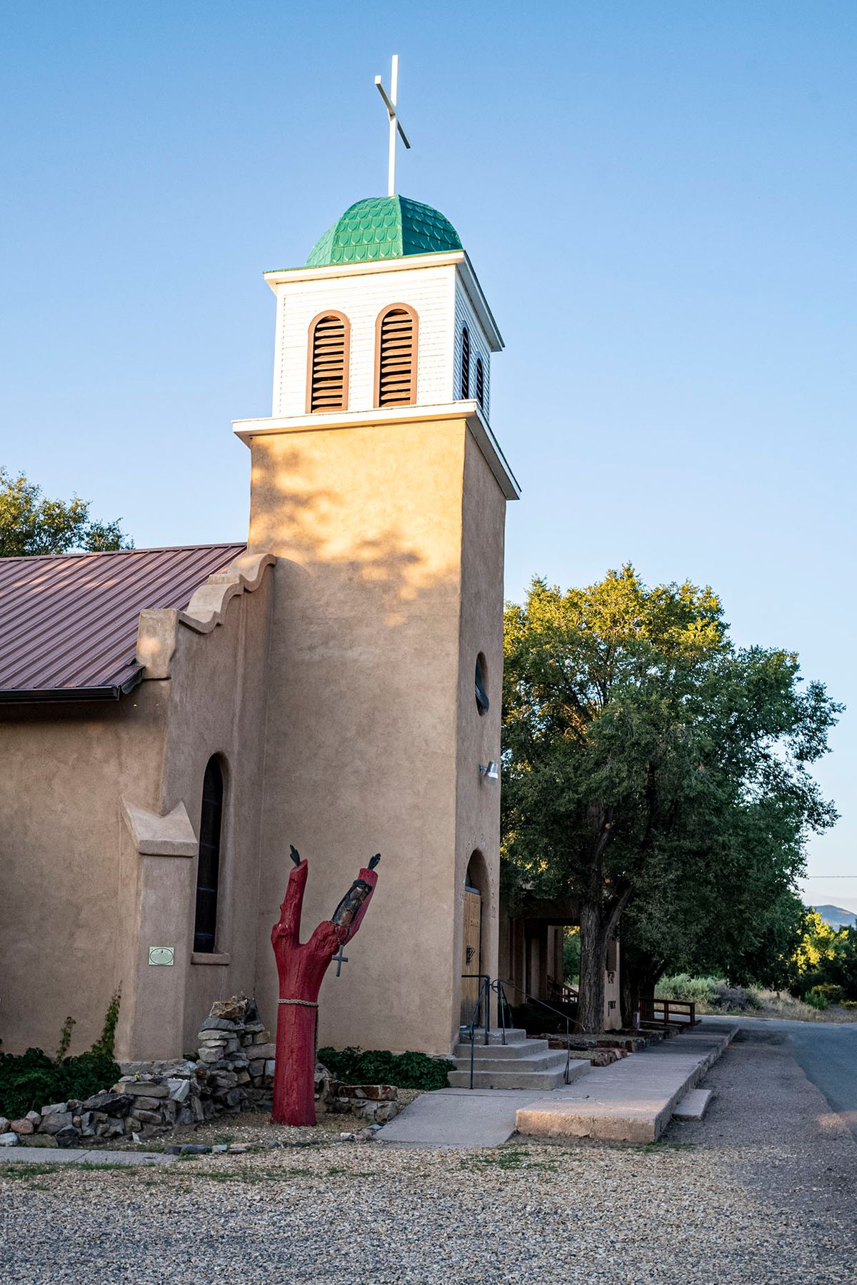 St. Joseph, Cerrillos, New Mexico