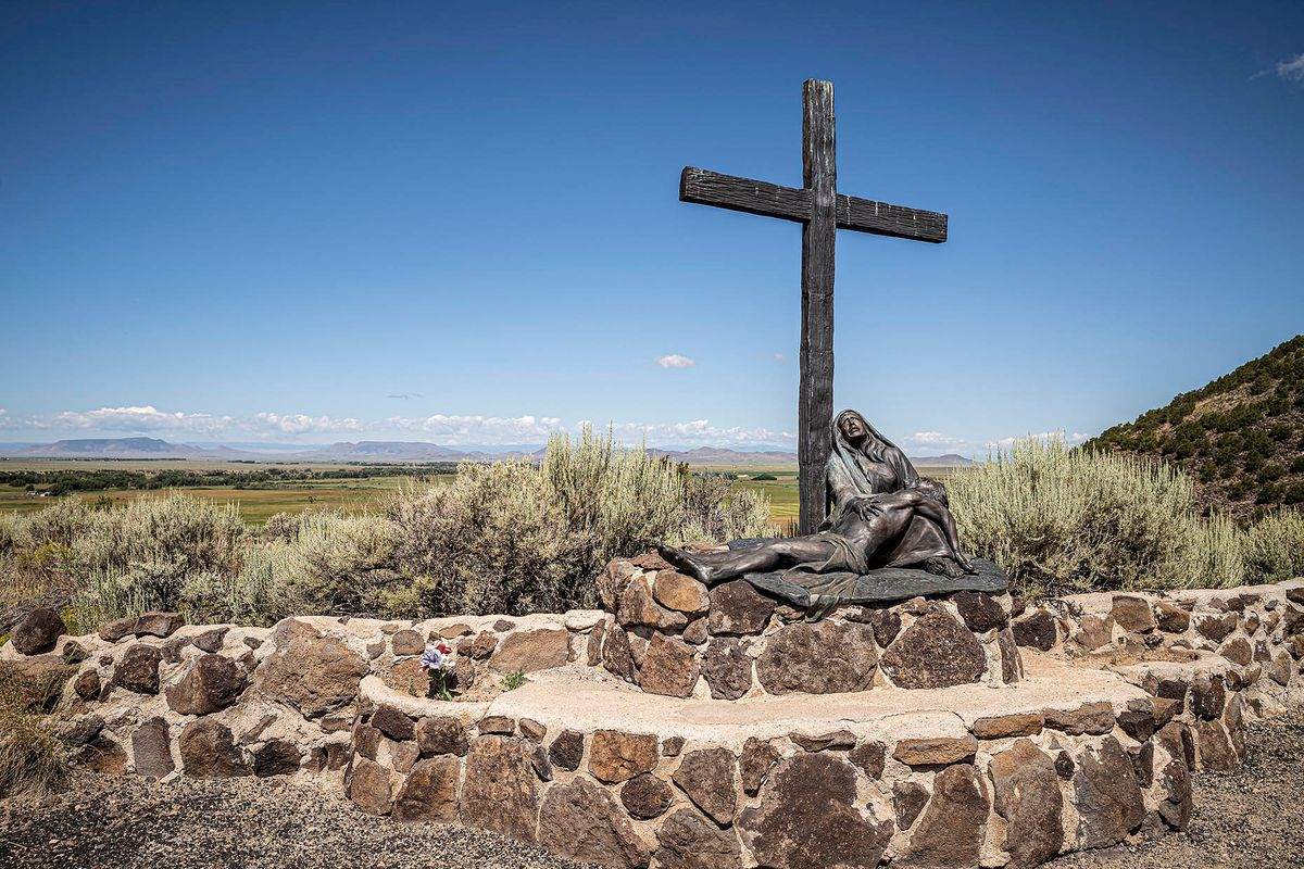Shrine of the Stations of the Cross, San Luis, Colorado