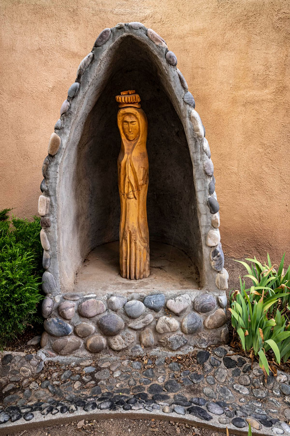 Shrine of Mary, Cerrillos, New Mexico
