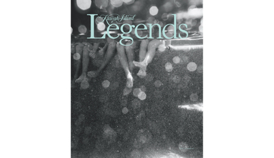 Dive In - Leigh Webber featured in Kiawah Legends Magazine