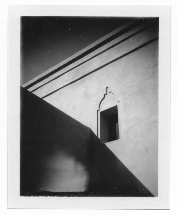 Polaroid Land Camera in Morocco | Photography by Leigh Webber
