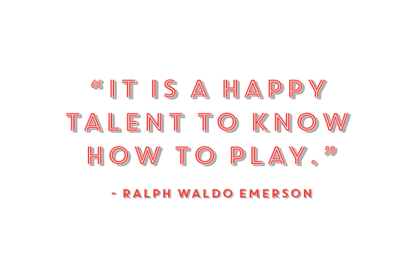 Happy Talent quote by Ralph Waldo Emerson