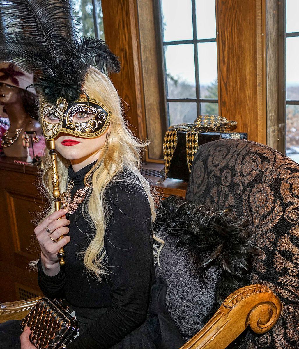 Masquerade Portrait