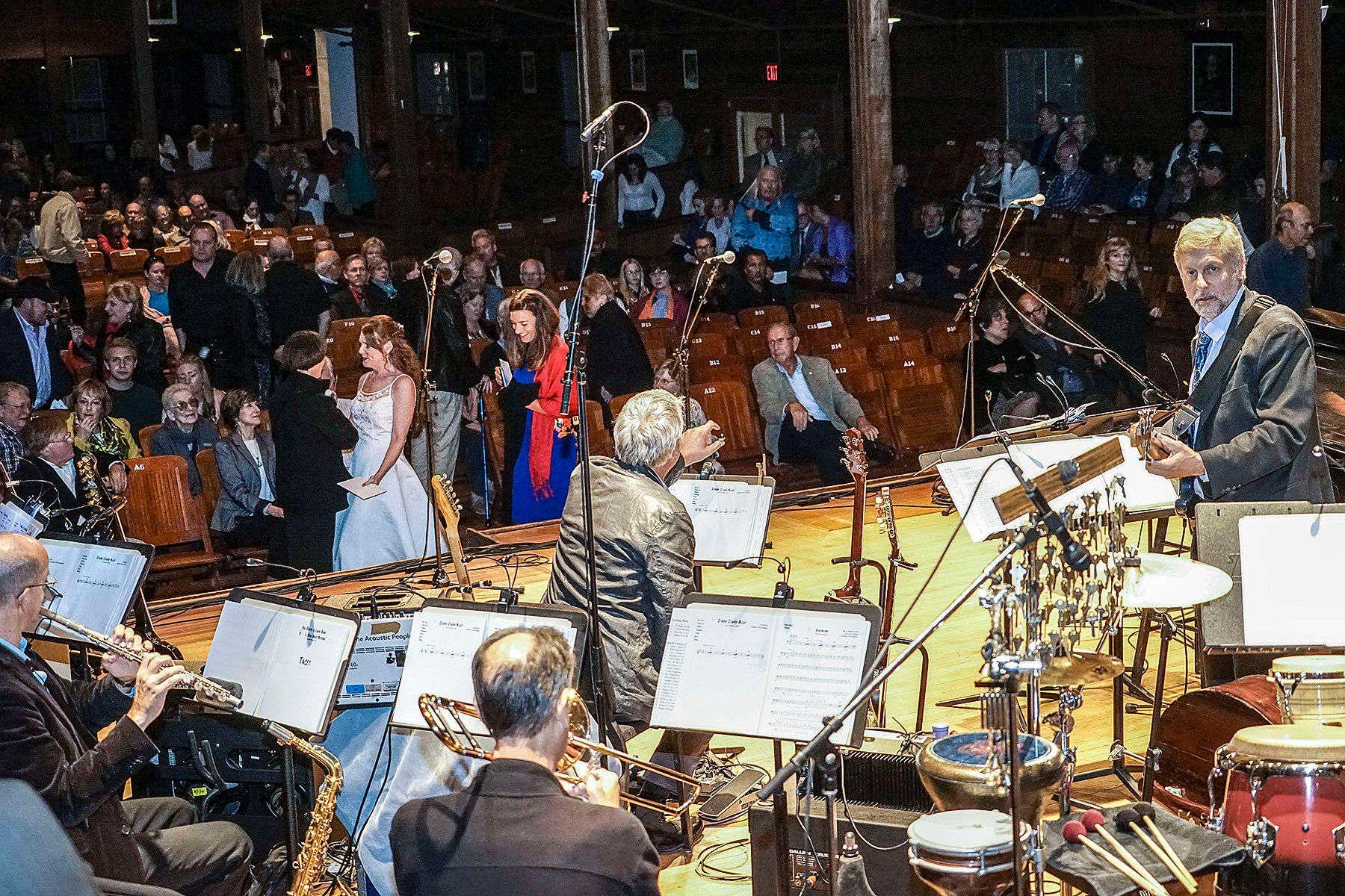 A Bride's Concert