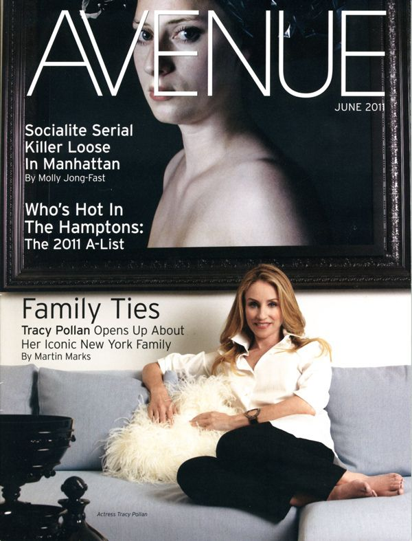 Avenue Magazine June 2011