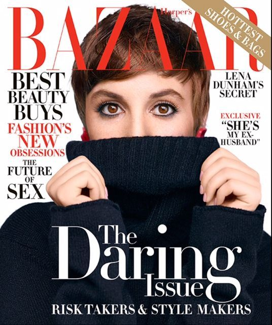 Harpers Bazaar November 2015