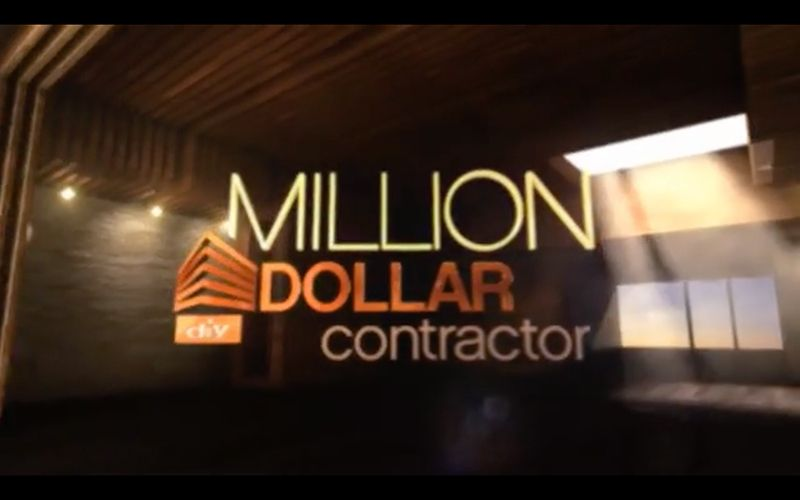 Million Dollar Contractor June 2012