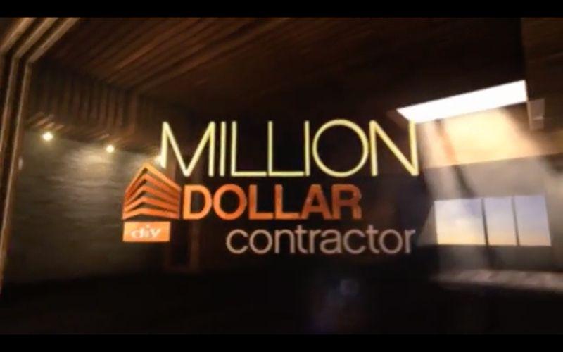 Million Dollar Contractor June 2012