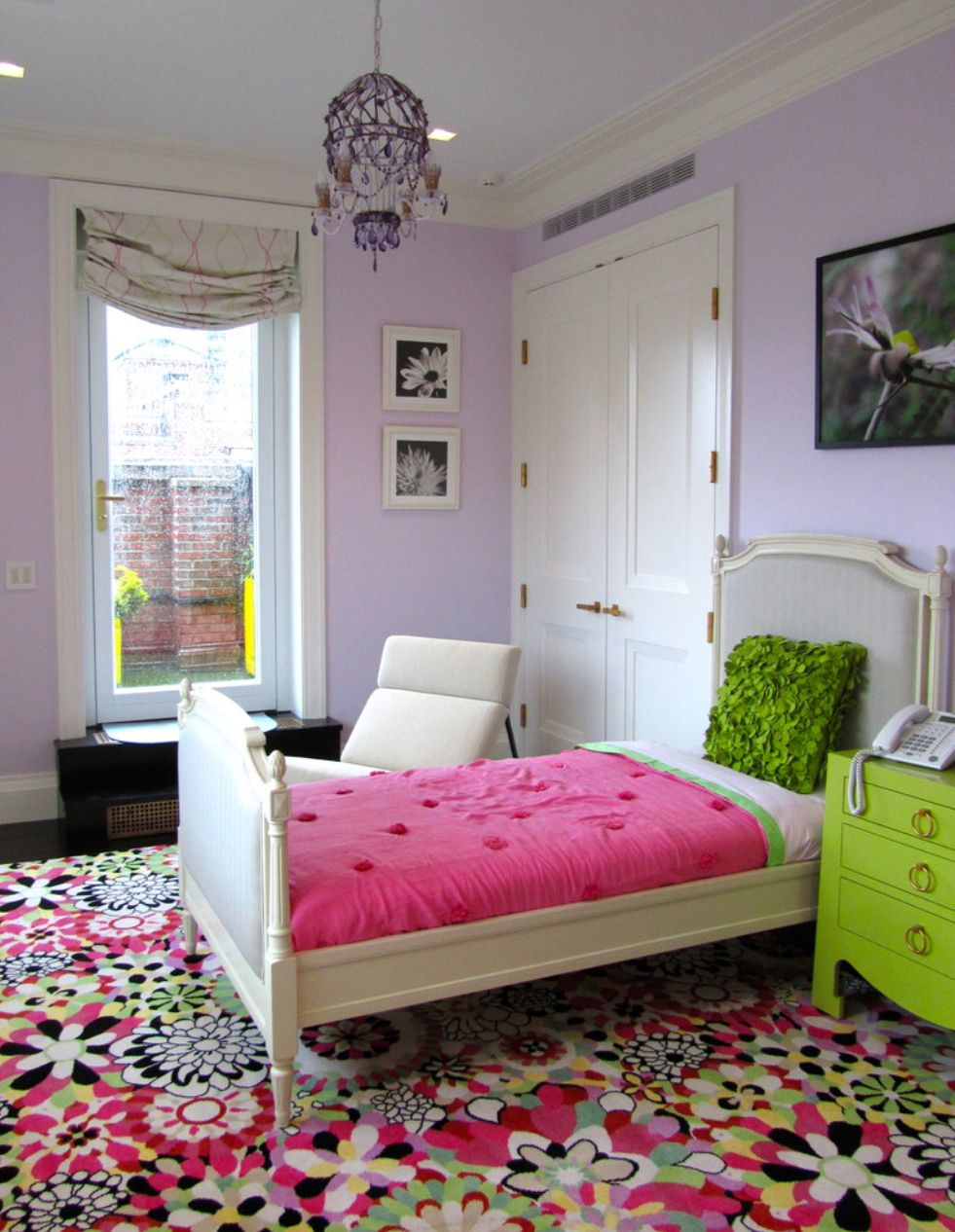 'Mad Men' Style: Sally Draper'sTween and Teen Bedroom - March 2012