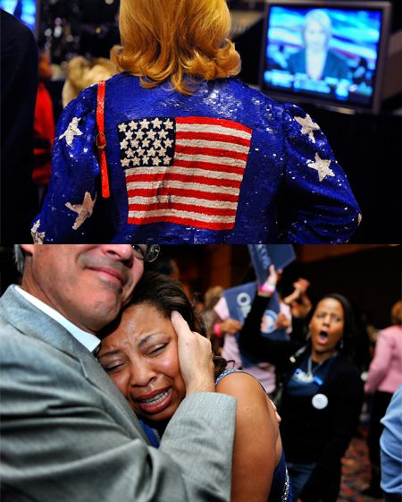 ELECTION NIGHT 2008