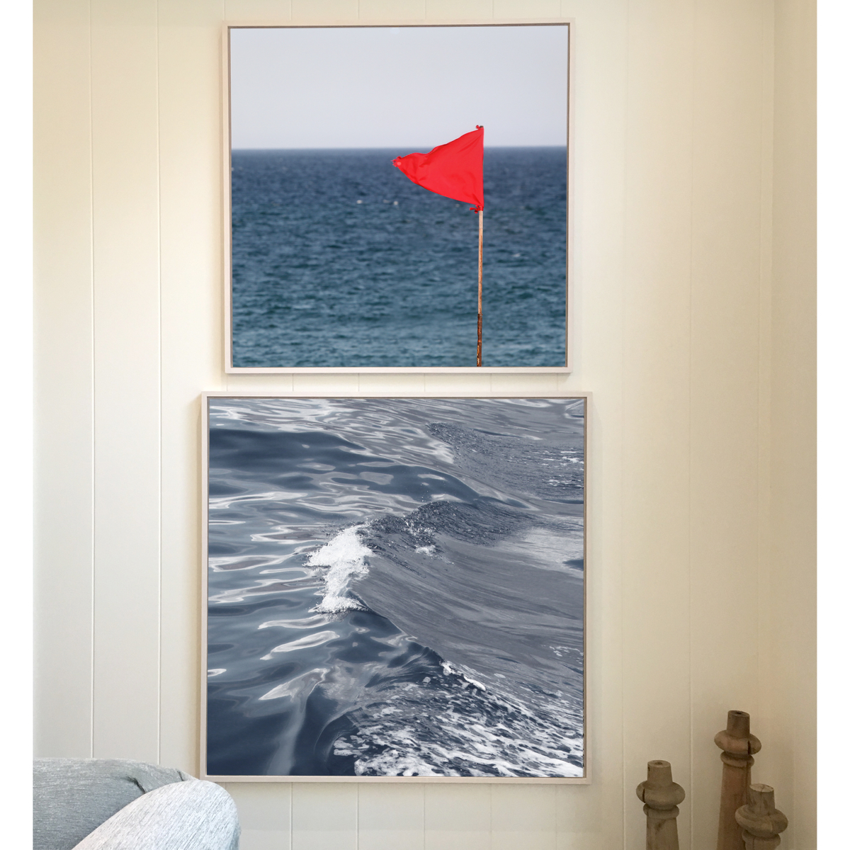 RED FLAG & OCEAN SERIES No. 3