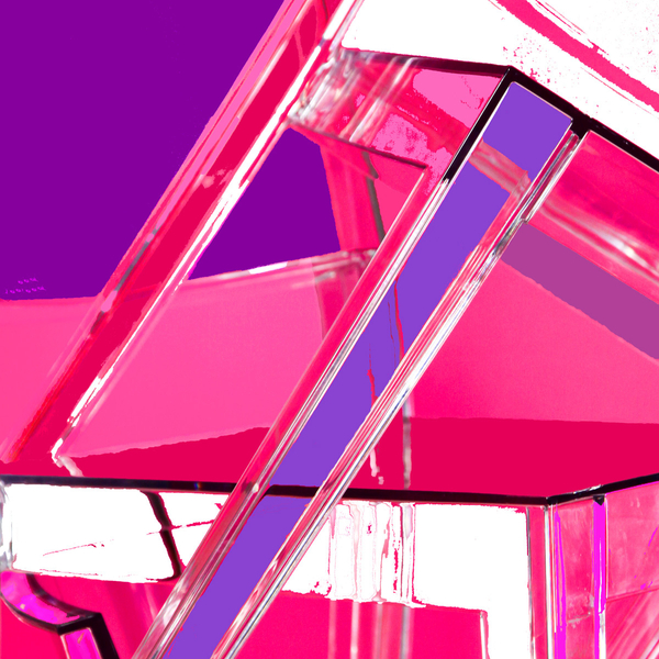 CHAIR SERIES PINK No. 1