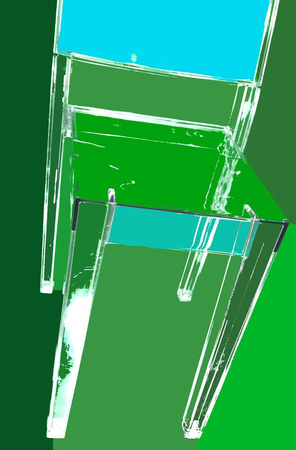 CHAIR SERIES GREEN