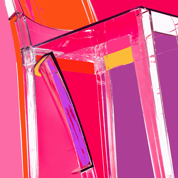 CHAIR SERIES PINK No. 2