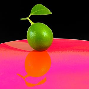 LIME STILL LIFE No. 1