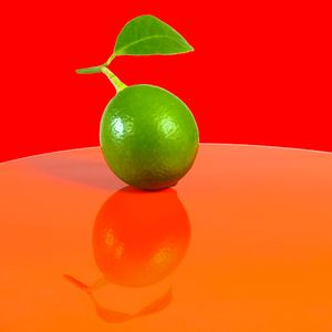 LIME STILL LIFE No. 2