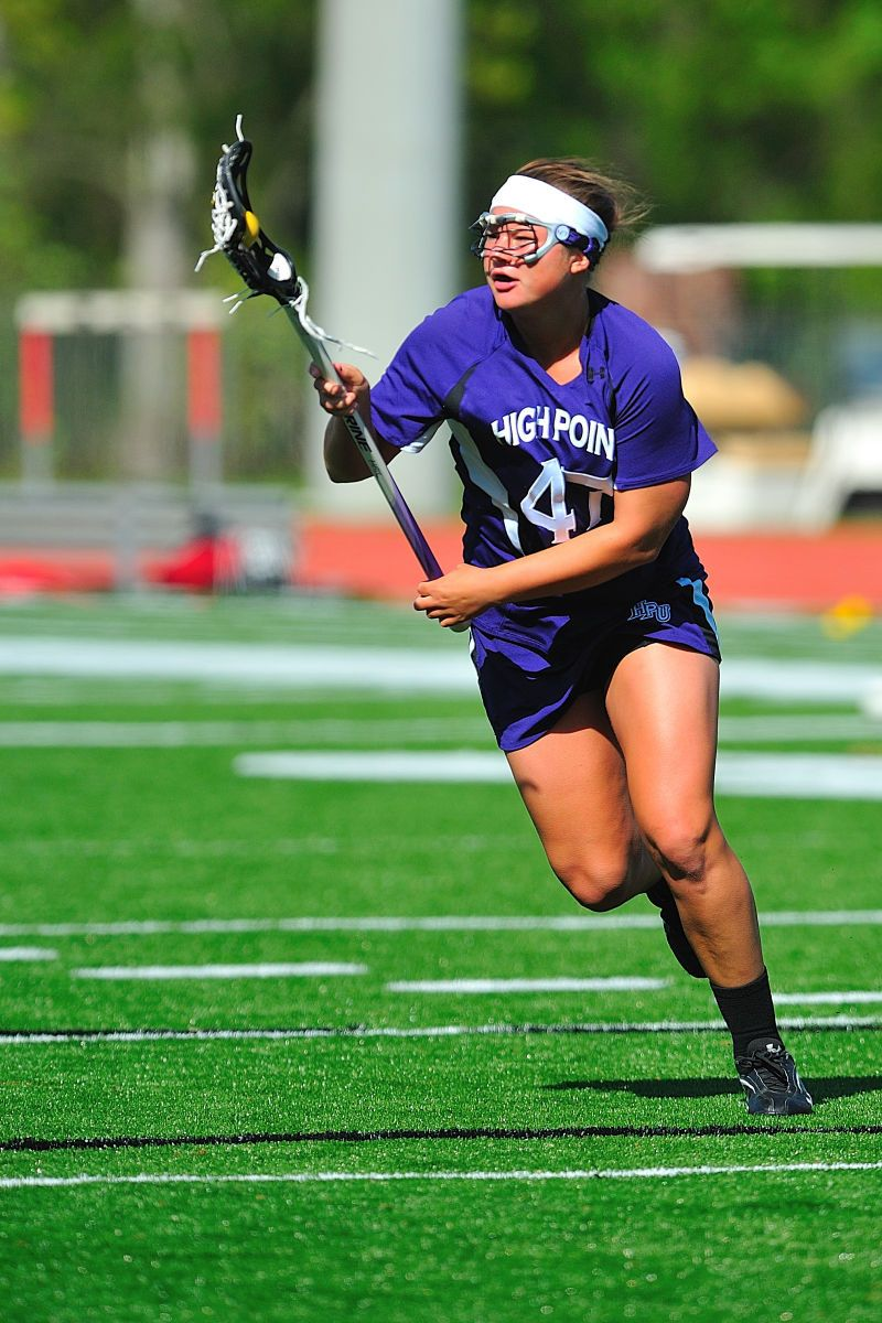 NCAA LACROSSE:  APR 16 High Point at Davidson