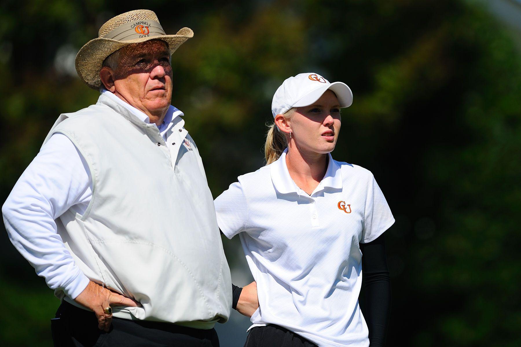 NCAA WOMEN'S GOLF:  OCT 03 Starmount Fall Classic Golf Tournament