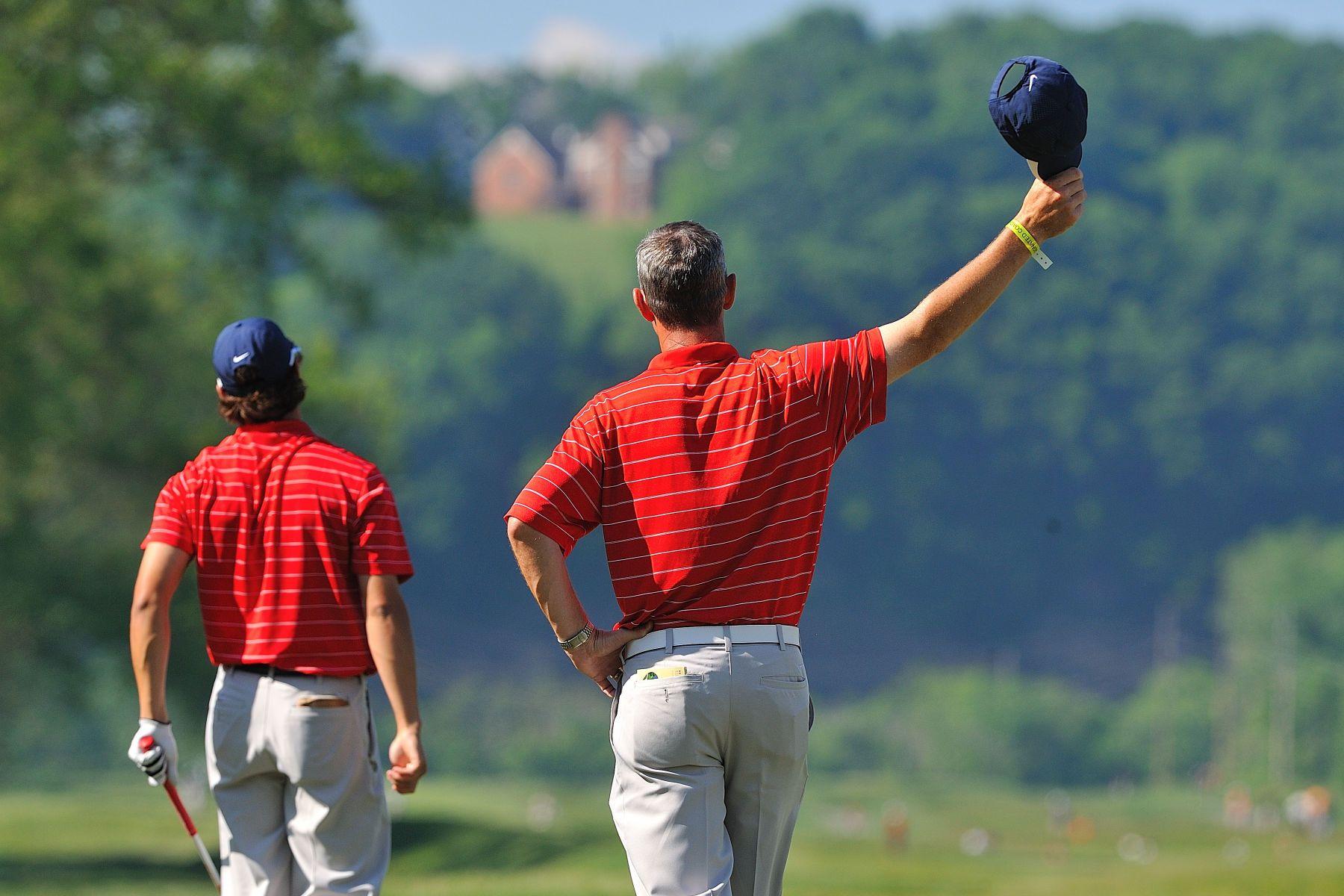 NCAA GOLF:  MAY 21 NCAA East Regional Golf Championship
