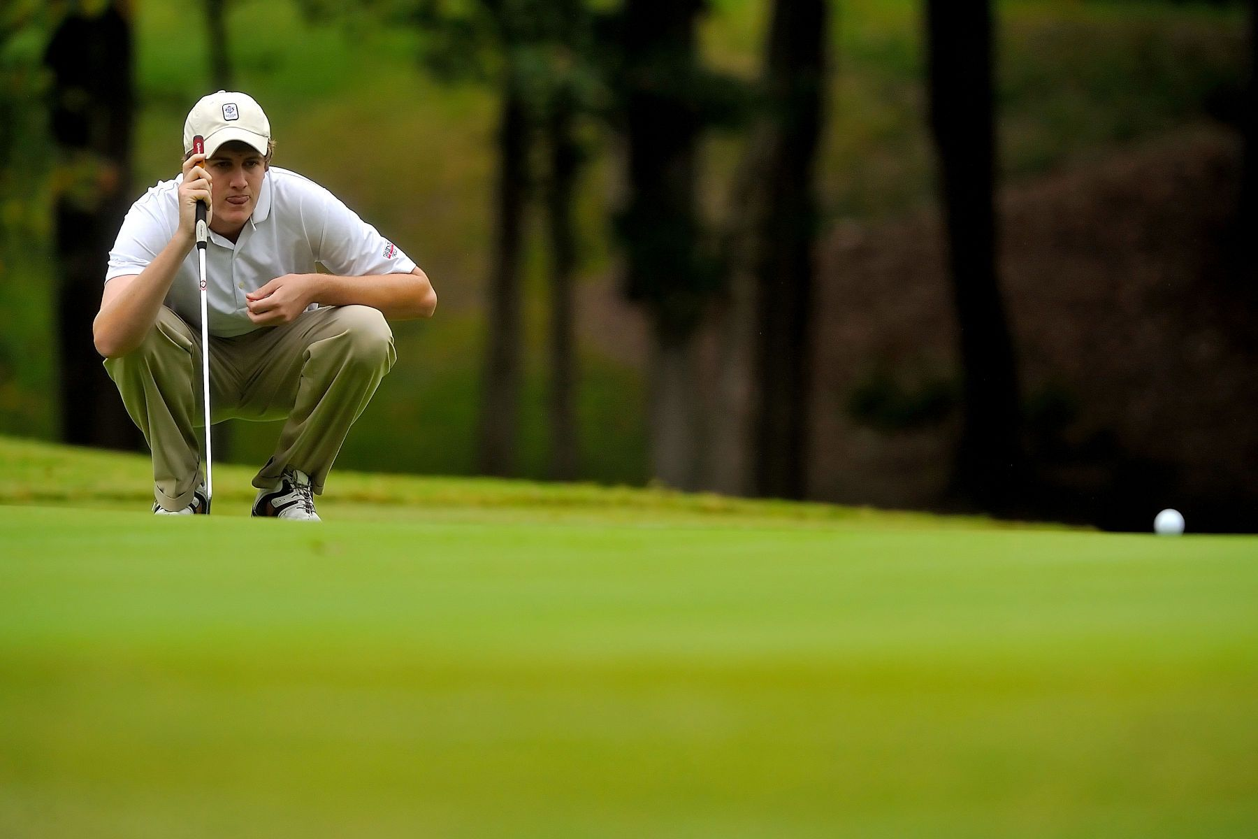 NCAA: OCT 12 Davidson Host Fall Golf Classic