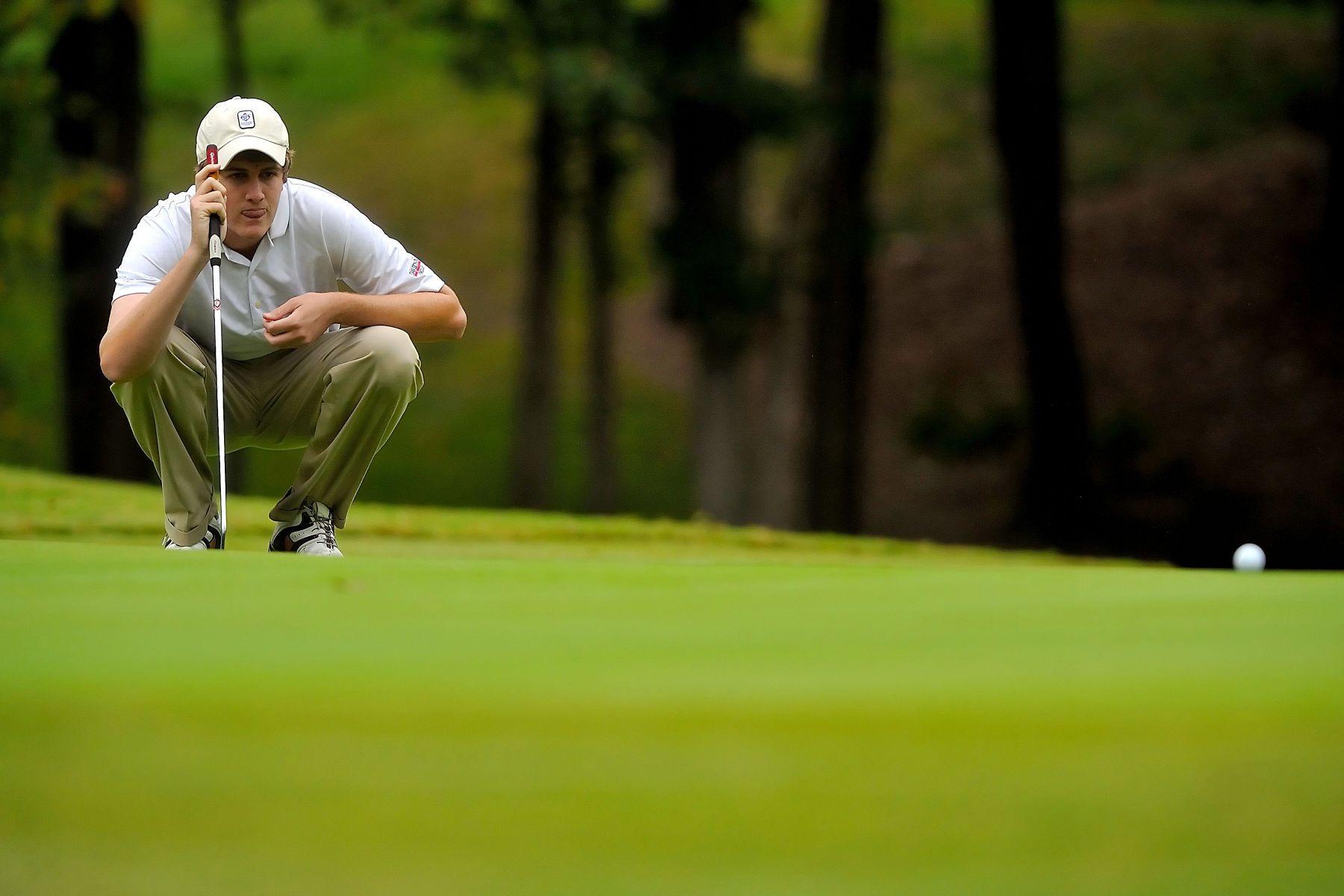 NCAA: OCT 12 Davidson Host Fall Golf Classic