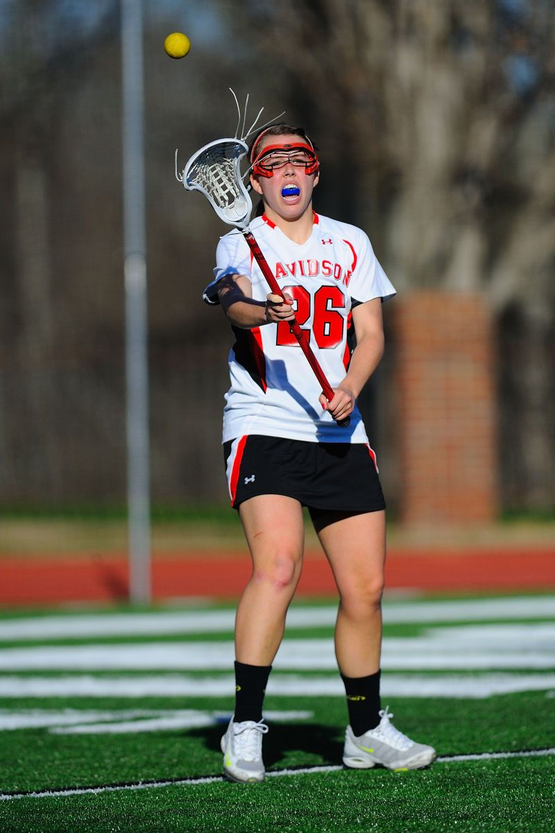 NCAA LACROSSE:  MAR 10 Siena at Davidson