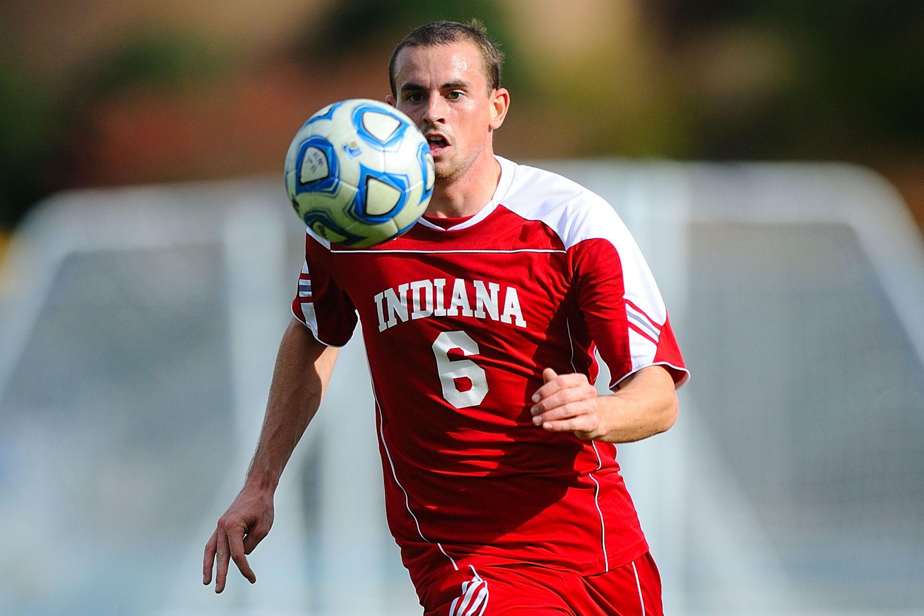 NCAA SOCCER:  NOV 27 Indiana at North Carolina