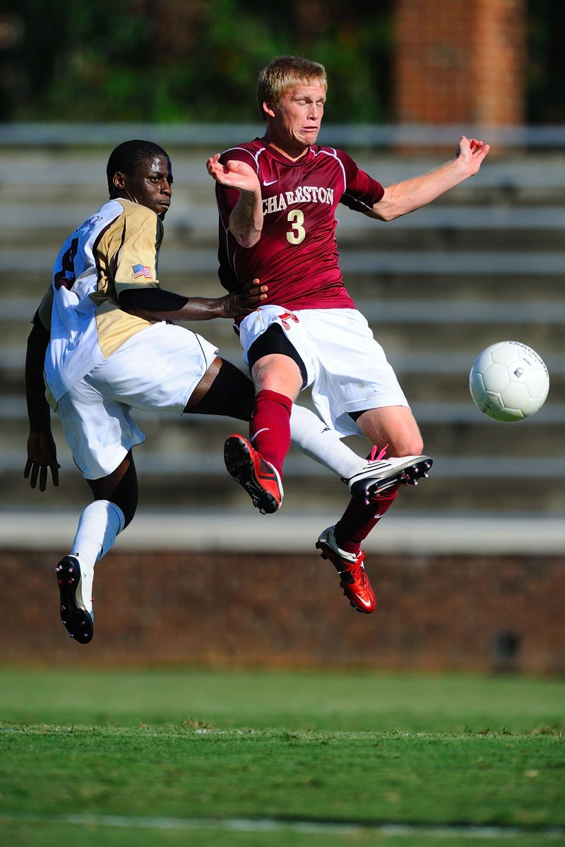 NCAA SOCCER:  SEP 09 College of Charleston vs. Winthrop