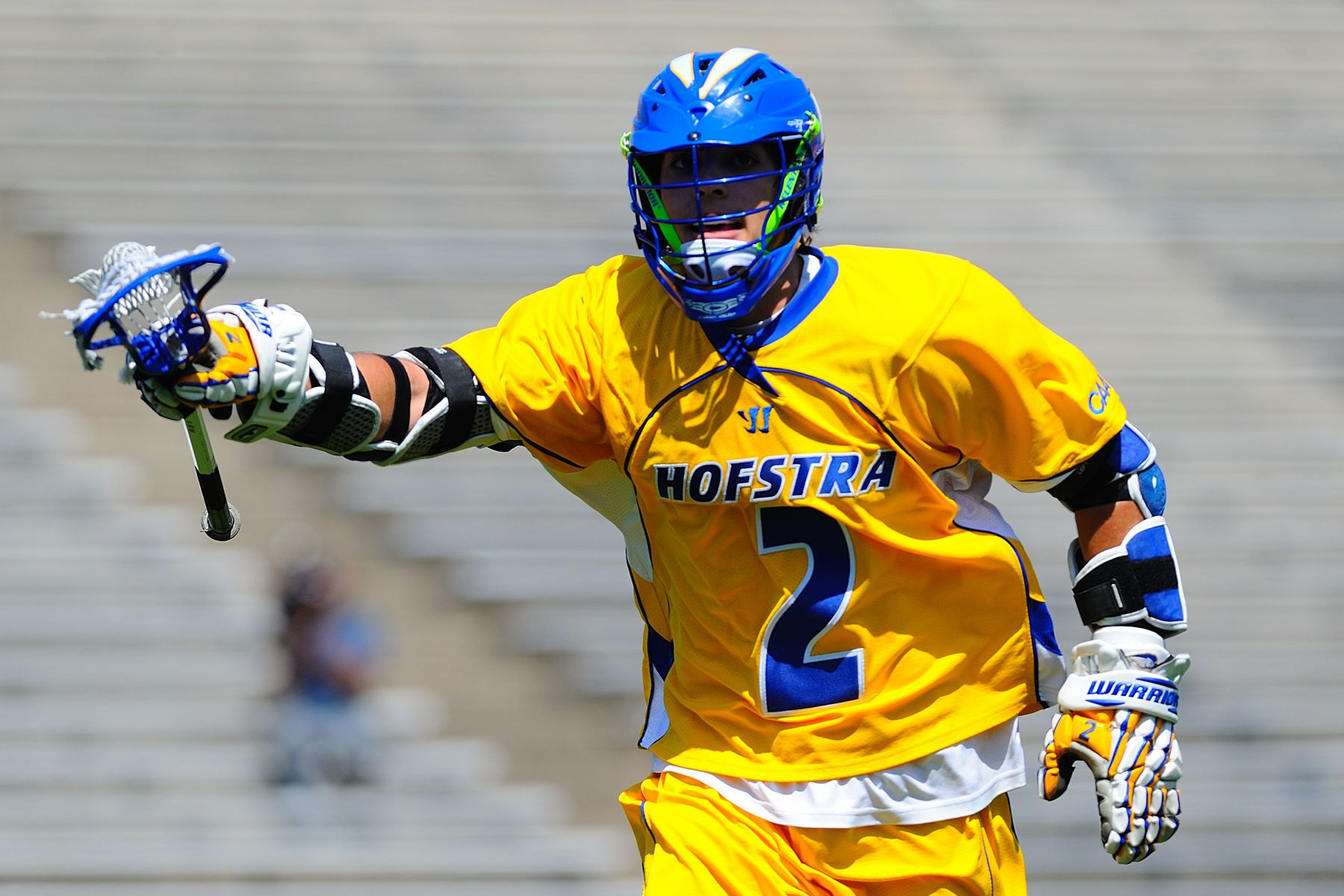 NCAA LACROSSE:  APR 14 Hofstra vs North Carolina