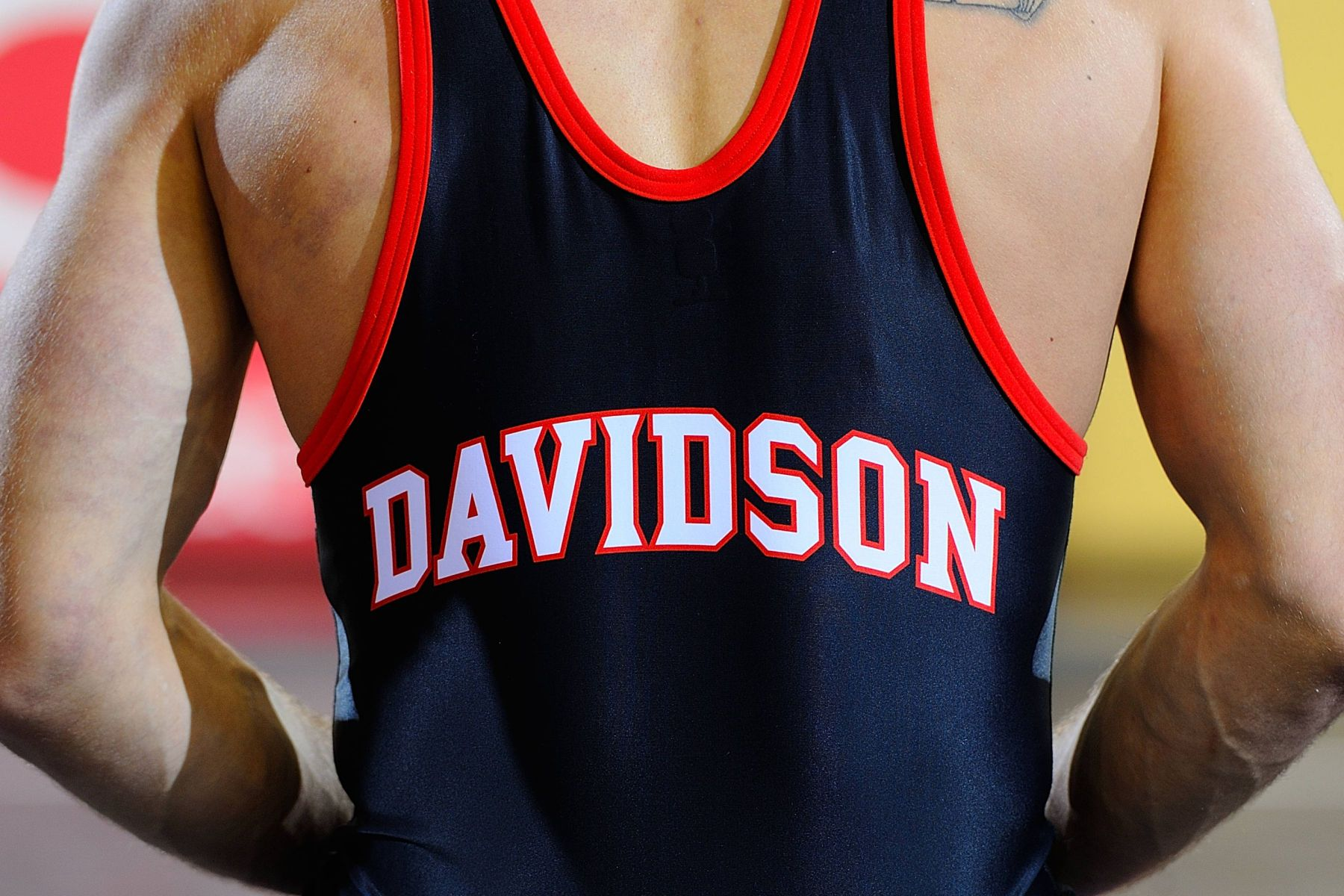 NCAA WRESTLING:  NOV 15 - Ohio State at Davidson