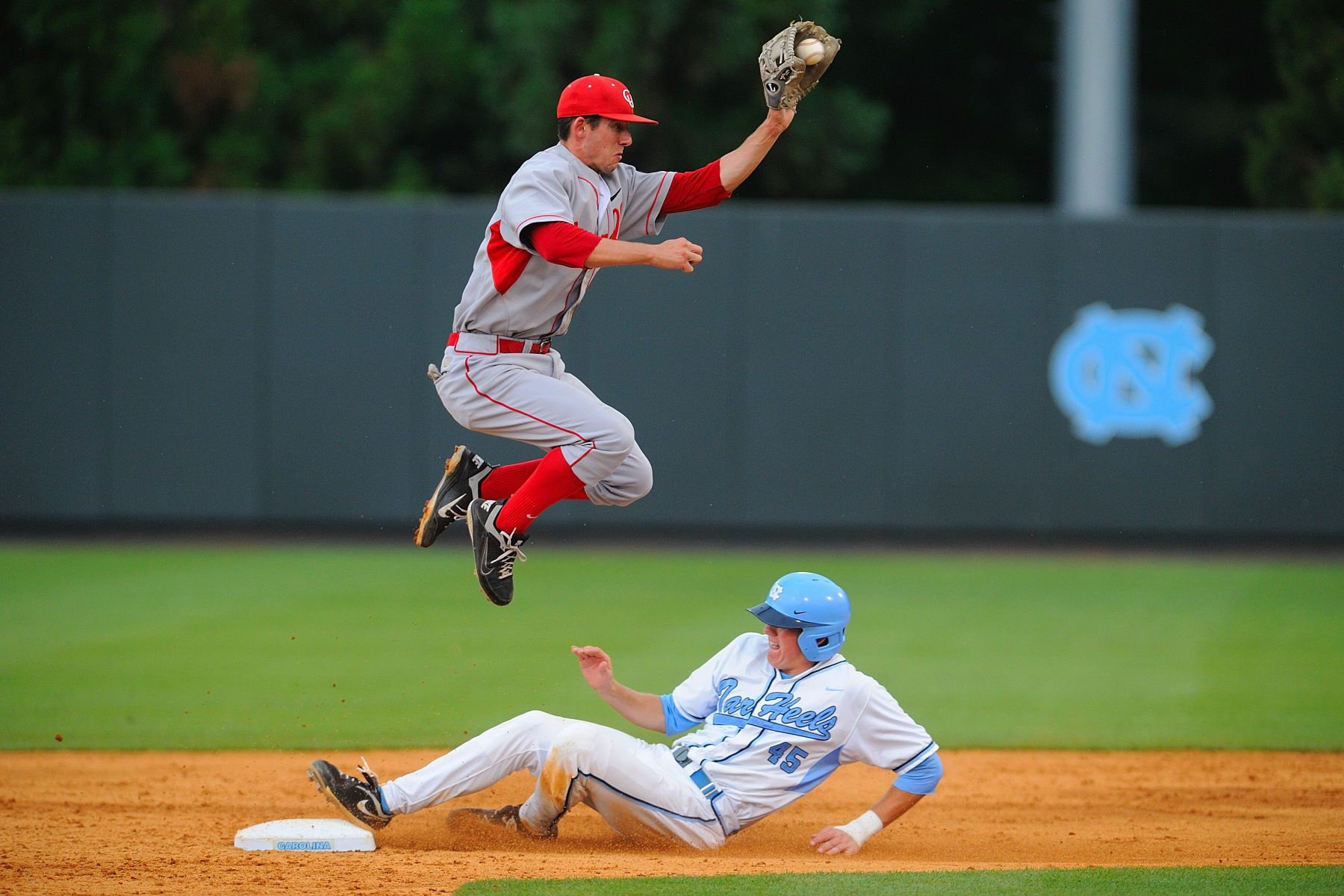NCAA BASEBALL:  JUN 01 Cornell at North Carolina