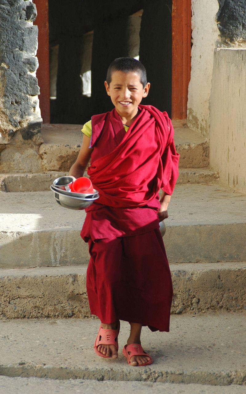 Monk - Gelugpa Order