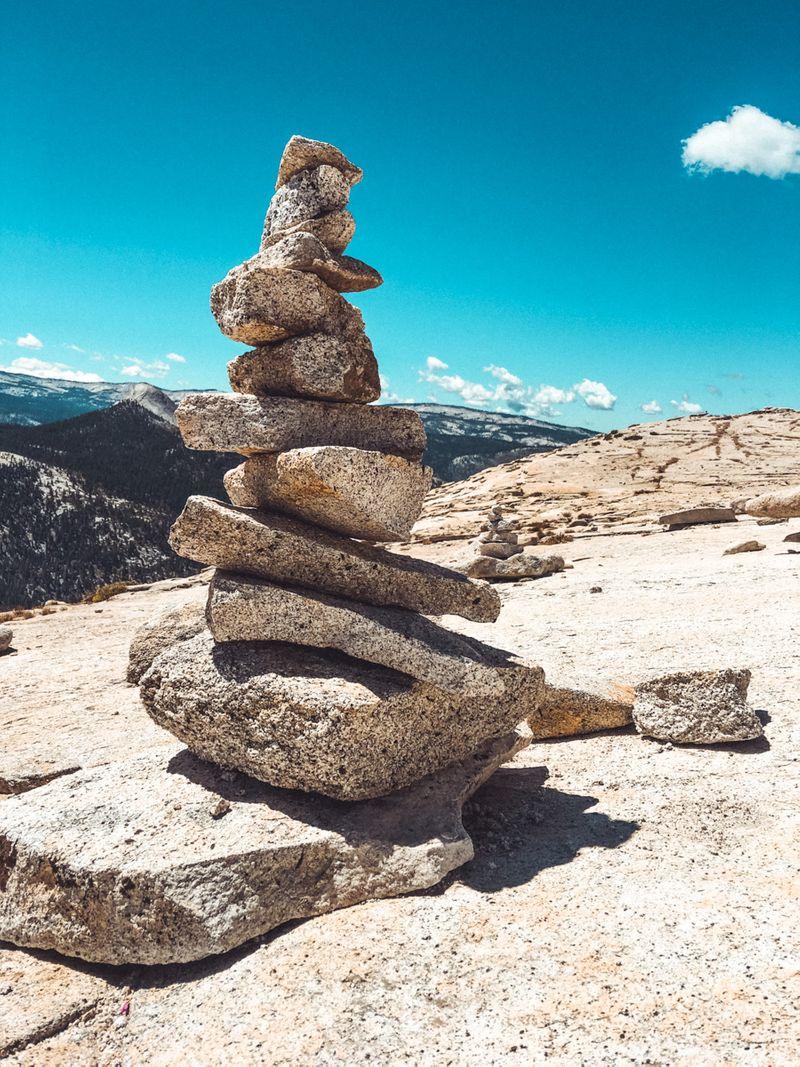 Zen: Top of Half Dome