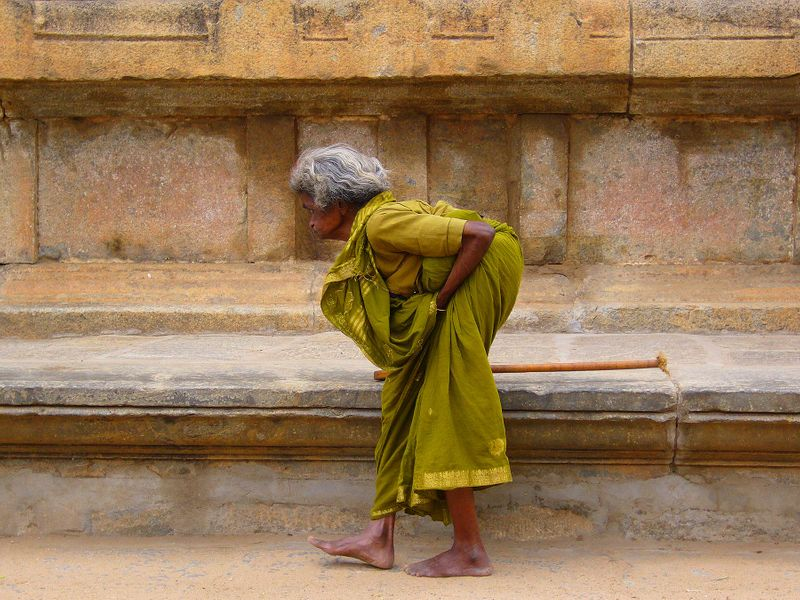 Faith (walking to go worship)