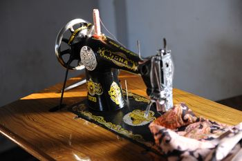 The art of sewing