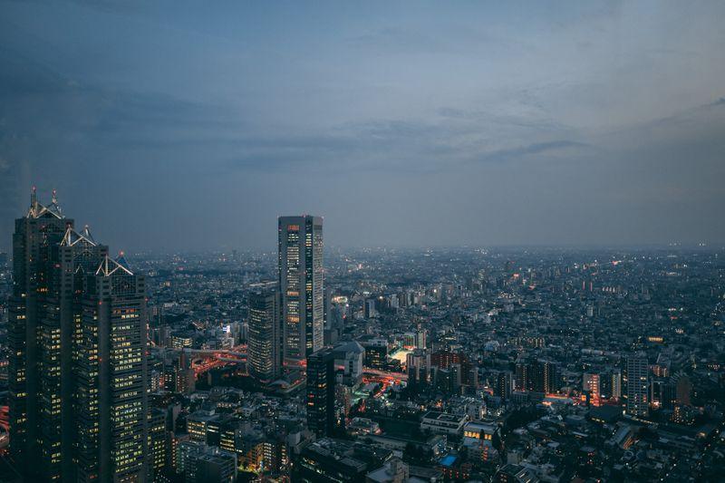 Shinjuku City Line