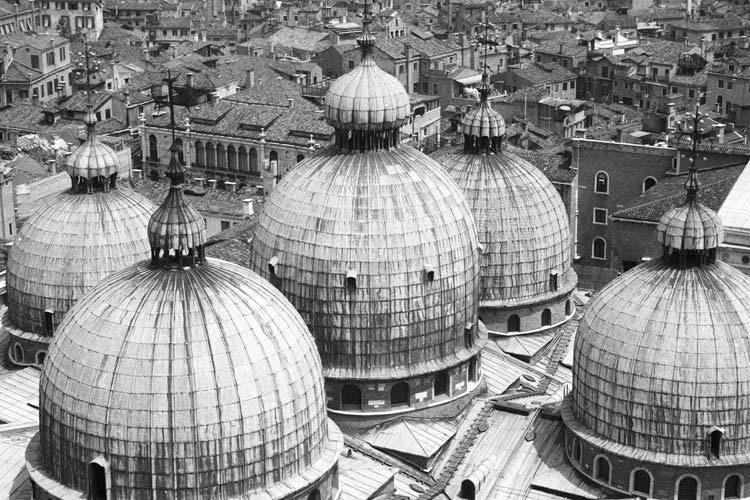 Venezian Rooftops