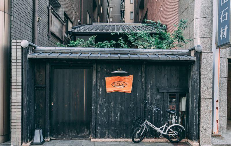 The Door, a Bar