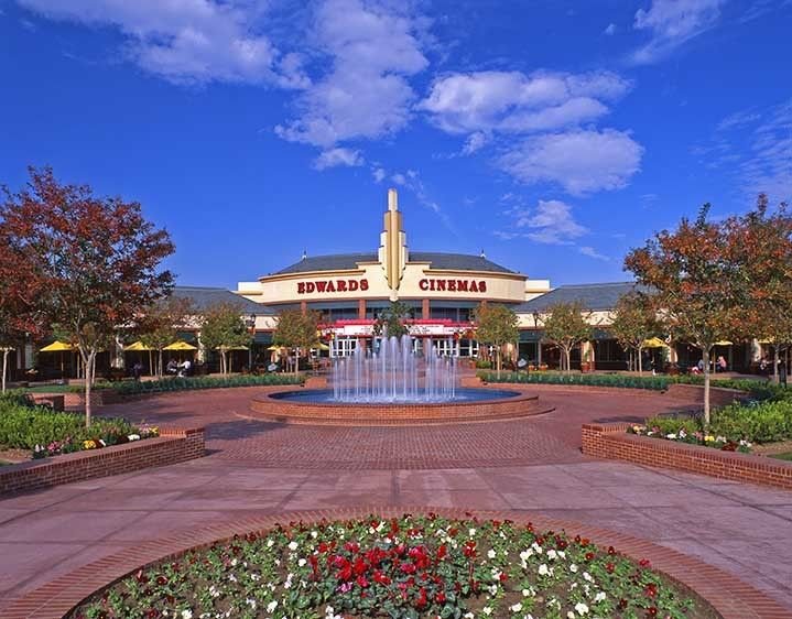 The Marketplace in Bakersfield, California